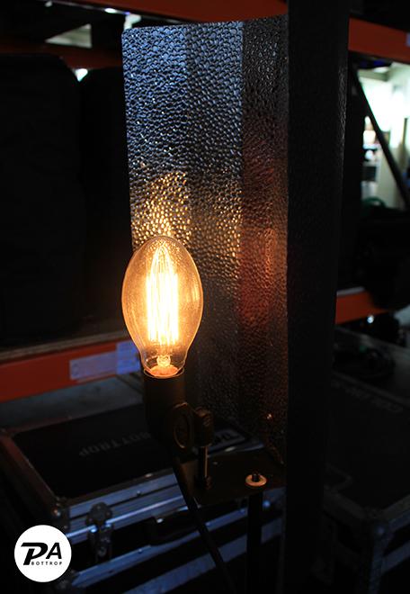 Edison Reflektor Bild