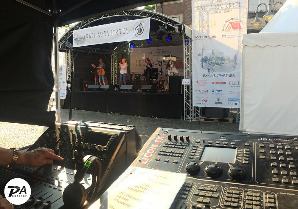 Stadfest Bottrop 2016 Bild